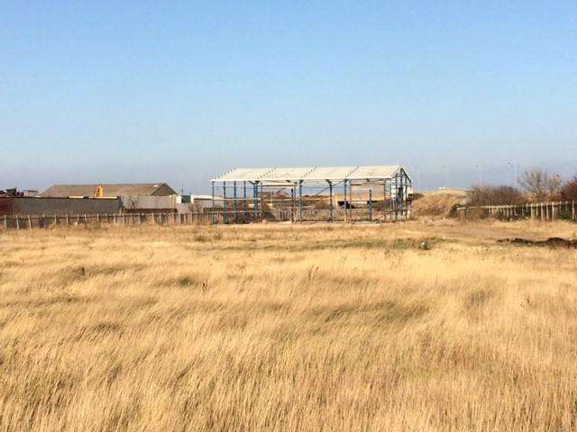 Land Commercial for sale in Coronation Drive, Hartlepool TS25