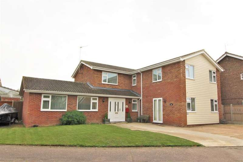 6 Bedrooms Detached House for sale in Baynards Crescent, Kirby Cross