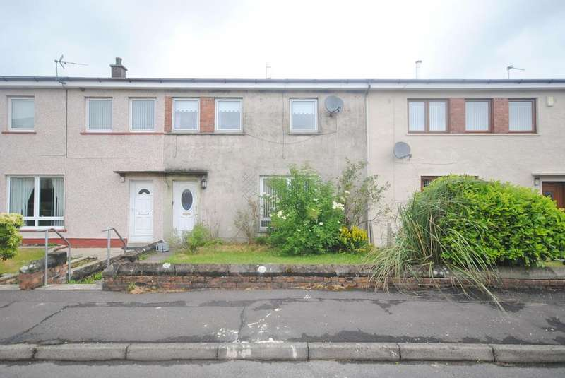 3 Bedrooms Terraced House for sale in Fail Avenue, Tarbolton KA5