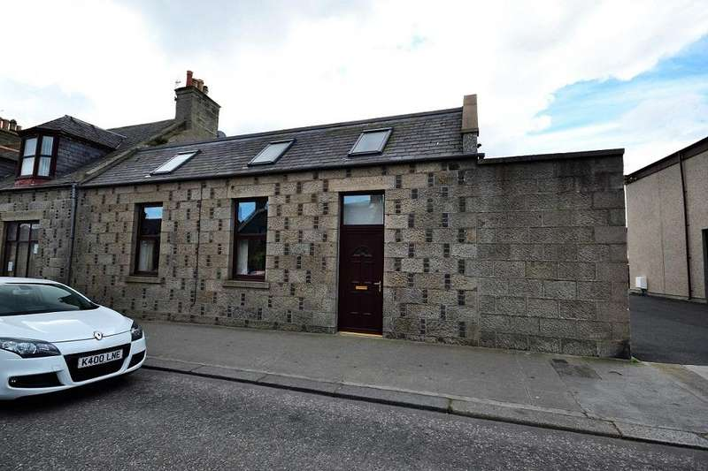 3 Bedrooms Terraced House for sale in College Bounds, Fraserburgh AB43 9QL