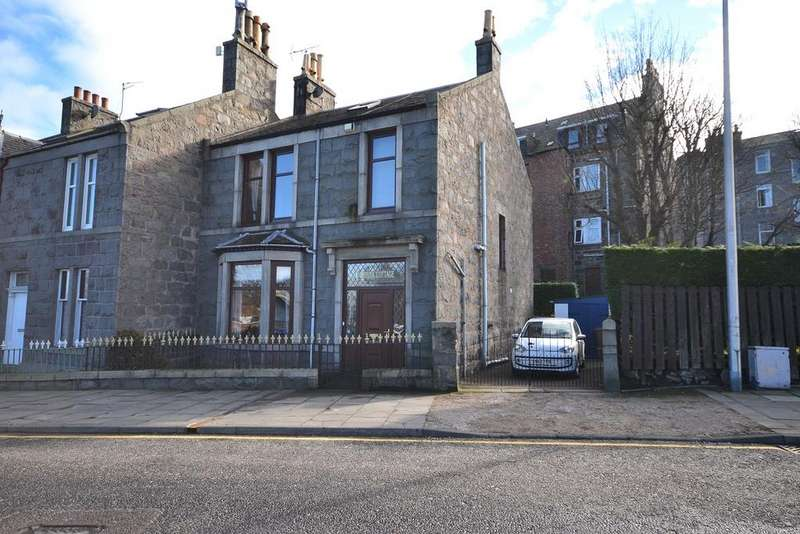 4 Bedrooms Semi Detached House for sale in Deebank Cottage, South Esplanade West, Aberdeen AB11 9AA