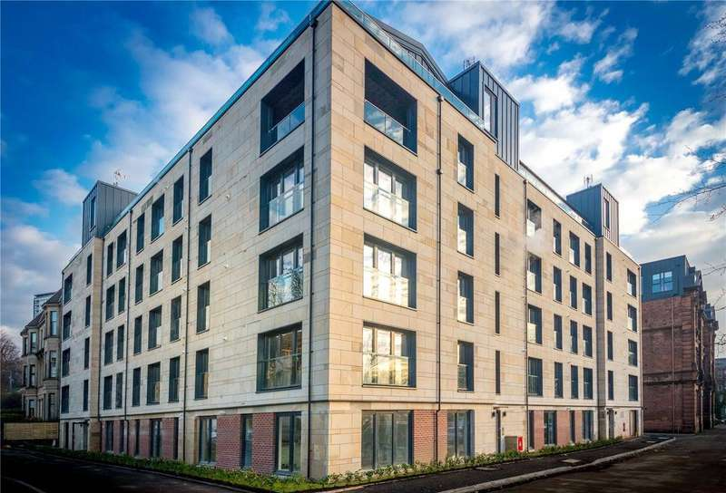 3 Bedrooms Penthouse Flat for sale in Penthouse, 5/1, 23 Broomhill Avenue, Glasgow, G11