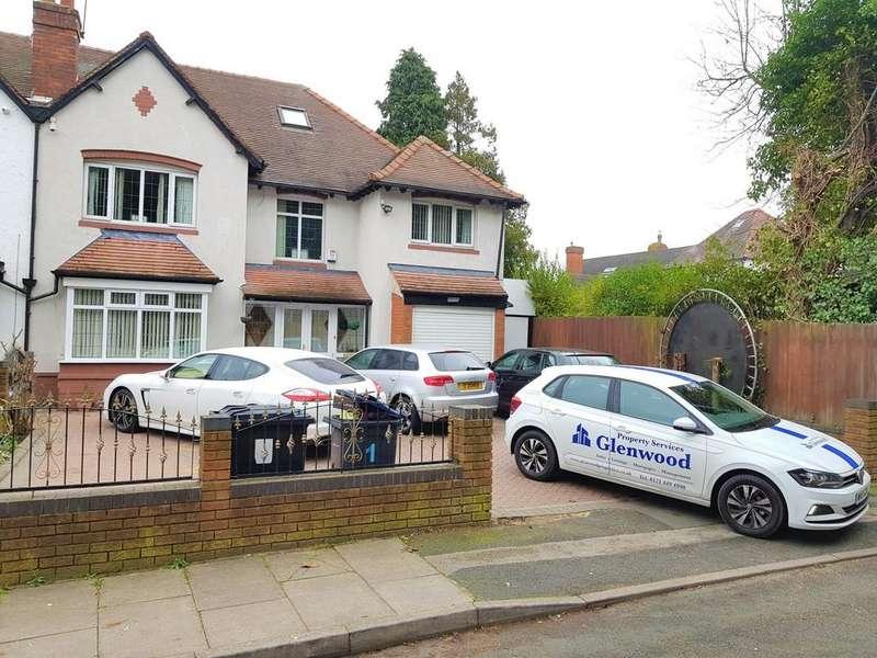 7 Bedrooms House for sale in West Drive, Handsworth Wood, Birmingham B20