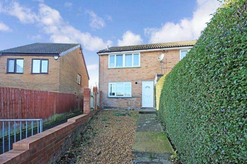 2 Bedrooms Terraced House for sale in Dorel Close, Luton
