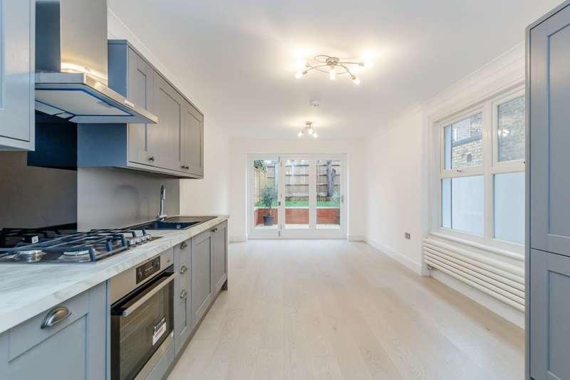 2 Bedrooms Ground Flat for sale in Flat A, Kingscourt Road, London, SW16 1JA