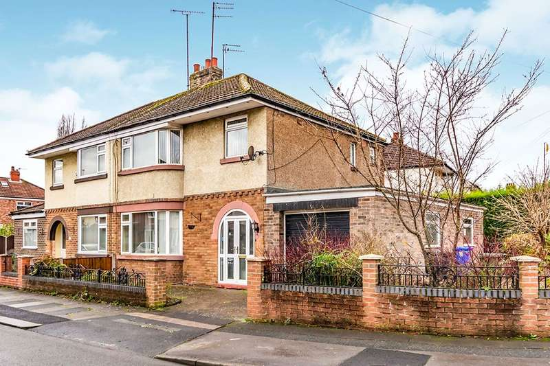 3 Bedrooms Semi Detached House for sale in Nasmyth Avenue, Denton, Manchester, M34