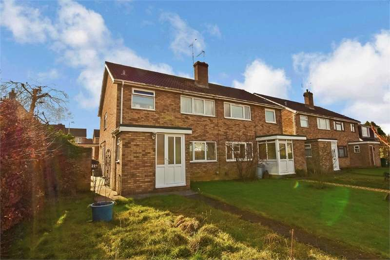 3 Bedrooms Semi Detached House for sale in Fosse Way, Nailsea, Bristol, North Somerset
