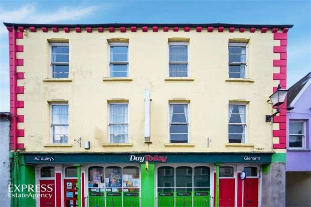 2 Bedrooms Flat for sale in Toberwine Street, Glenarm, Ballymena, County Antrim
