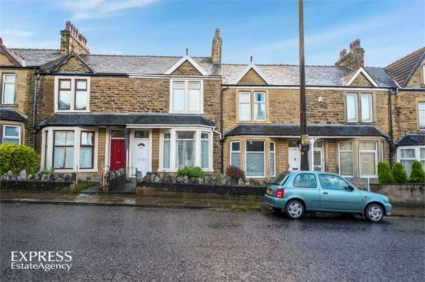 3 Bedrooms Terraced House for sale in Coulston Road, Lancaster, Lancashire