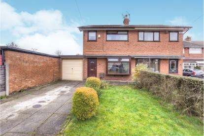 3 Bedrooms Semi Detached House for sale in Wilsthorpe Close, Manchester, Greater Manchester, Uk