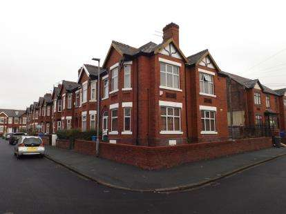 4 Bedrooms Semi Detached House for sale in Harley Avenue, Manchester, Greater Manchester, Uk