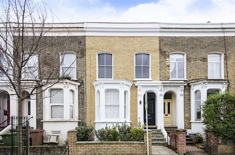 4 Bedrooms House for sale in Mayola Road, Clapton, E5