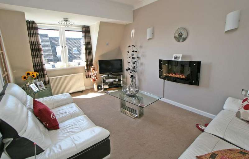 1 Bedroom Flat for sale in 79 Homemount House, Gogoside Road, Largs, KA30 9LS