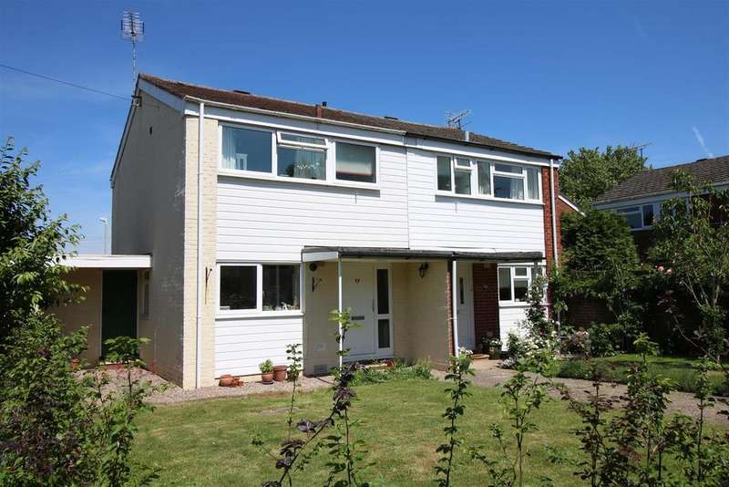 3 Bedrooms Semi Detached House for sale in Chiltern Walk, Pangbourne