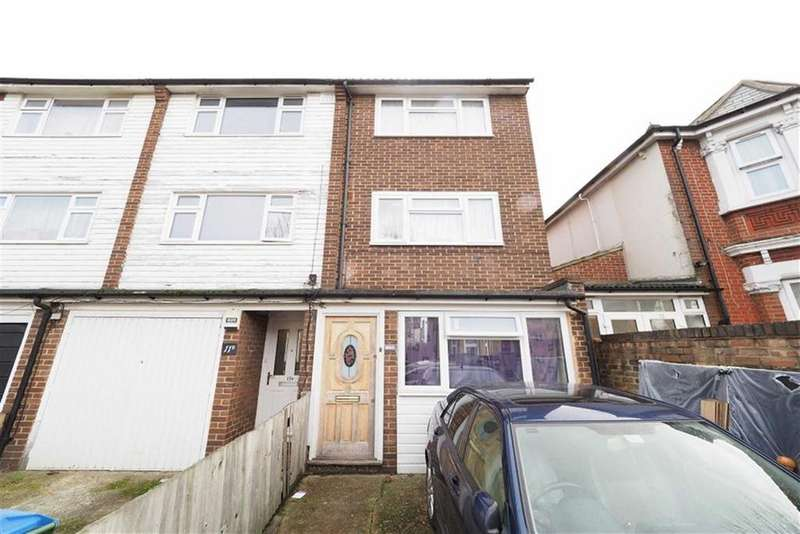 3 Bedrooms End Of Terrace House for sale in Wrottesley Road, Plumstead, London, SE18