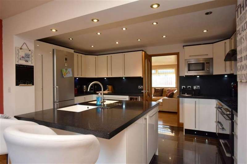 4 Bedrooms Semi Detached House for sale in Hest View Road, Ulverston, Cumbria