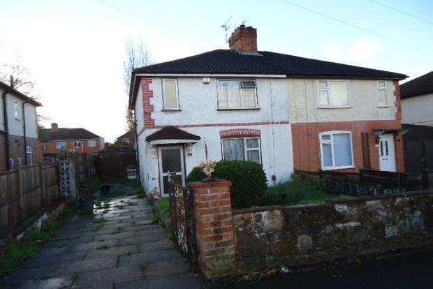 3 Bedrooms Semi Detached House for sale in Northfield Avenue, Wigston Fields, Leicester, LE18