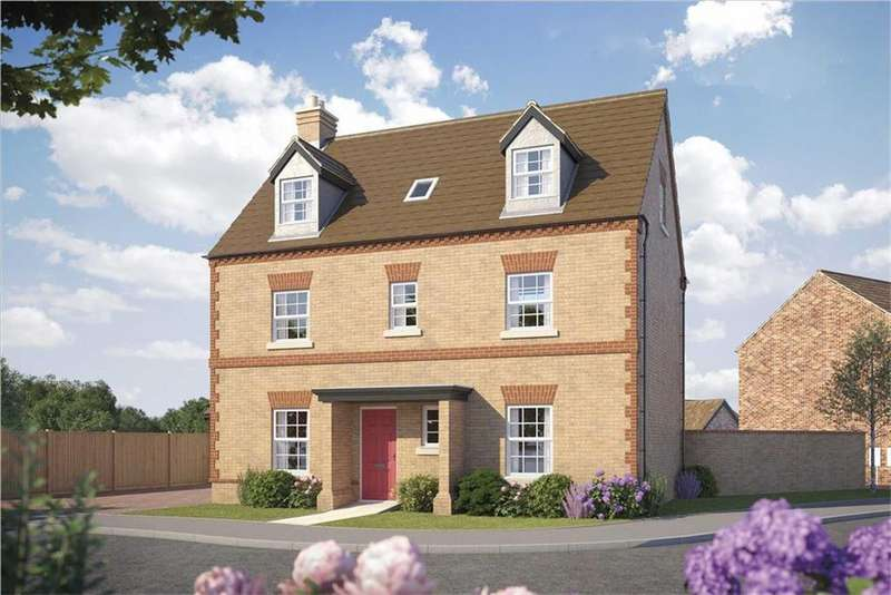 5 Bedrooms Detached House for sale in Ombersley Road, Worcester