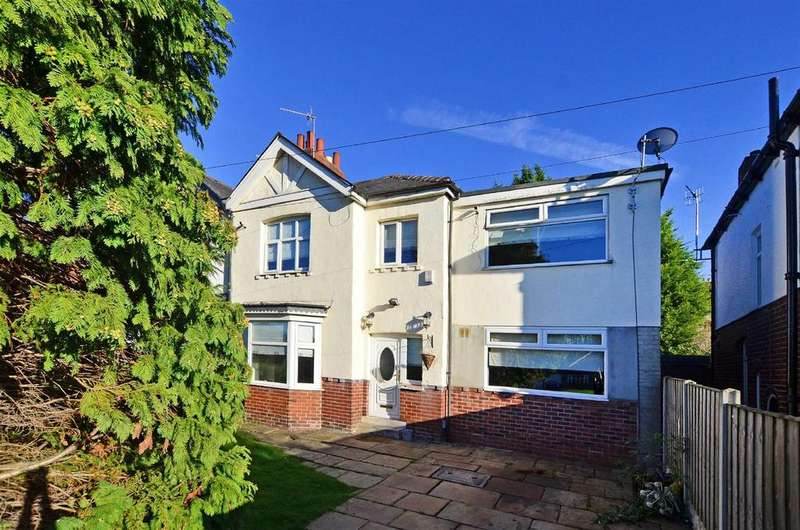 3 Bedrooms Semi Detached House for sale in Abbey Lane, Beauchief, Sheffield