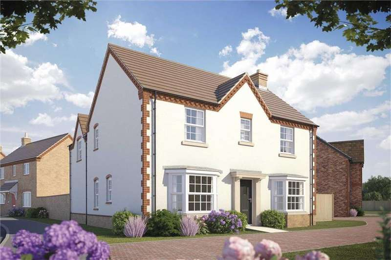 4 Bedrooms Detached House for sale in Ombersley Road, Worcester