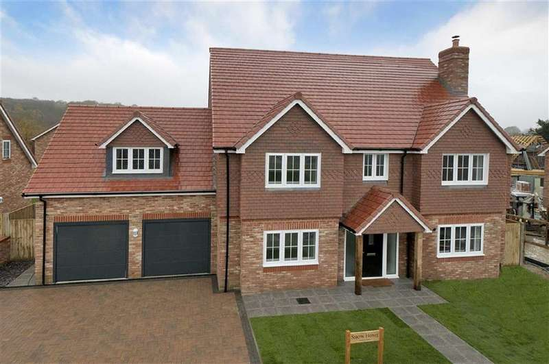5 Bedrooms Detached House for sale in Plot 3 Berrywood Close, Rochester, Kent