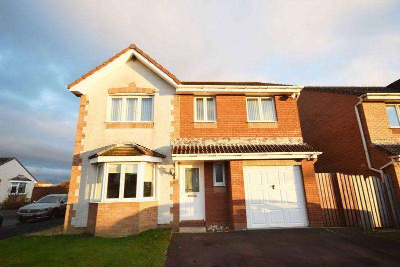 4 Bedrooms Detached House for sale in 32 Stepend Road, Cumnock, KA18 1ES
