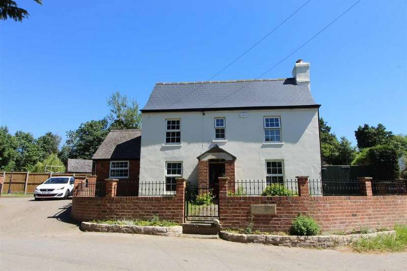 4 Bedrooms Country House Character Property for sale in Portway, Upton St Leonards