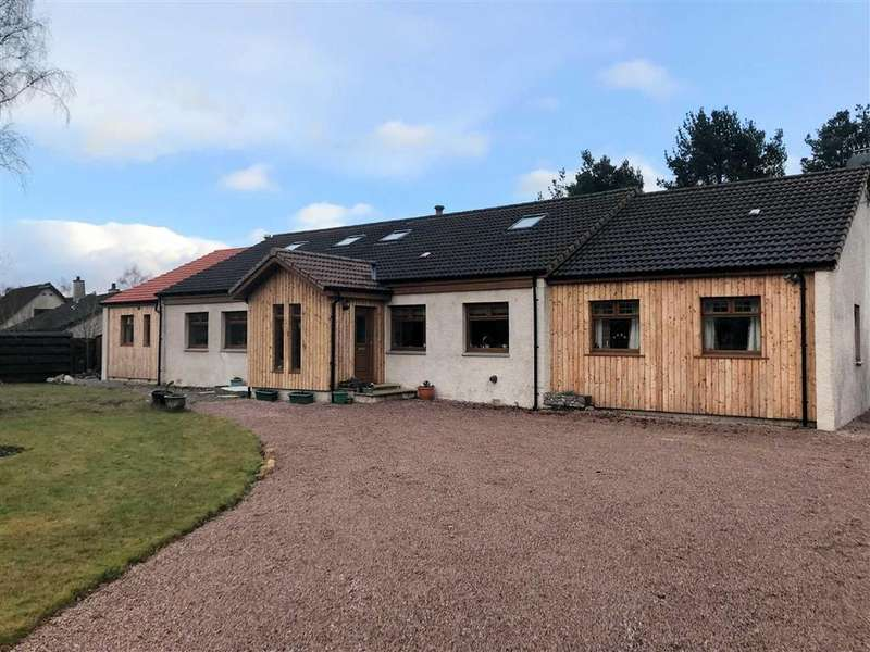 5 Bedrooms Detached House for sale in Carrbridge