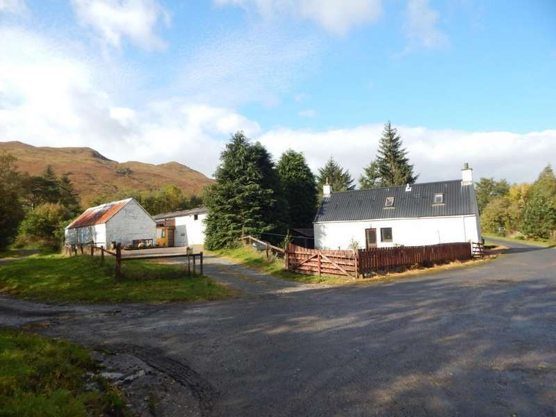 4 Bedrooms House for sale in Camuslunie, Kyle of Lochalsh IV40