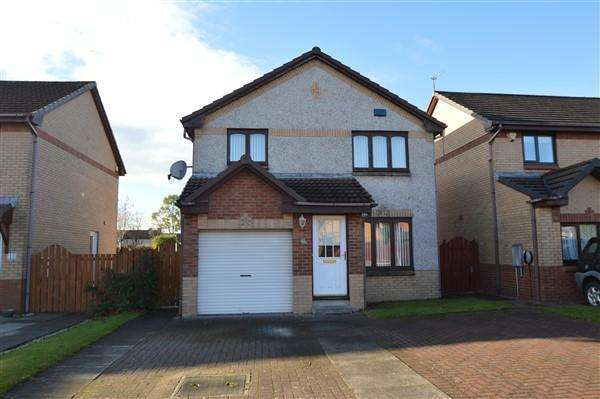 3 Bedrooms Detached Villa House for sale in Swift Crescent, Knightswood, Glasgow, G13 4QN