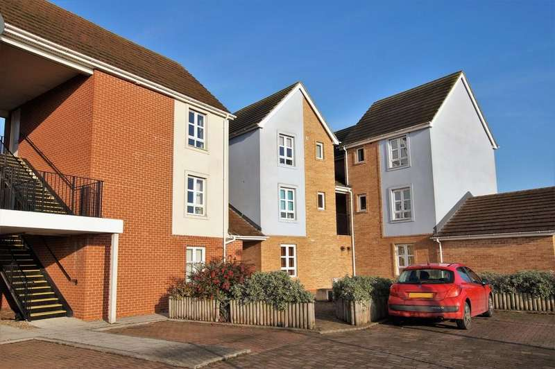 1 Bedroom Apartment Flat for sale in Warren Court, Lincoln