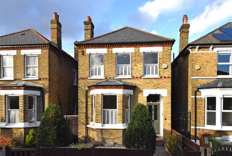 4 Bedrooms Detached House for sale in Allenby Road