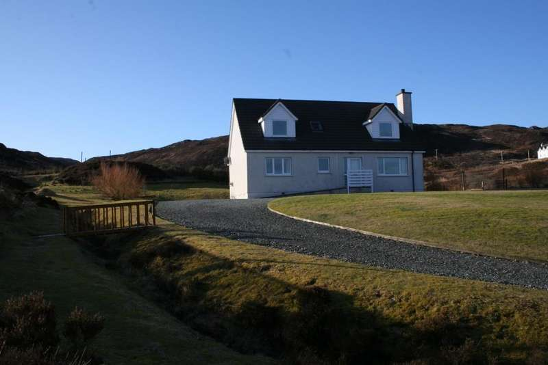 4 Bedrooms Detached House for sale in 23 Colbost, Glendale, Isle of Skye IV55