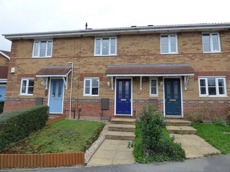2 Bedrooms Terraced House for sale in Newnham Downs, Plympton