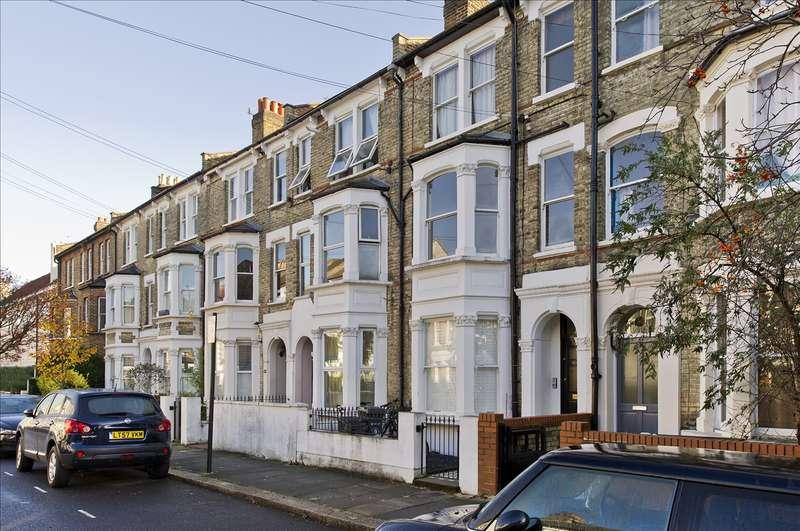 5 Bedrooms Terraced House for sale in Percy Road, Shepherd's Bush