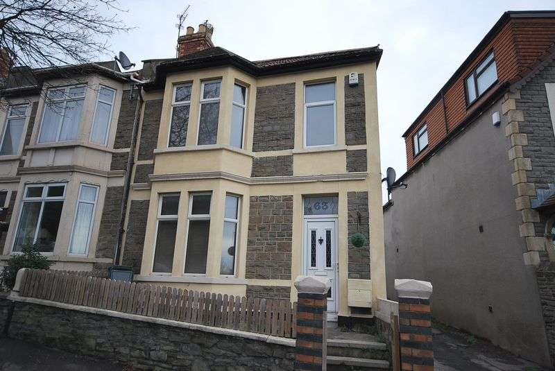 2 Bedrooms Property for sale in Bryants Hill St George, Bristol