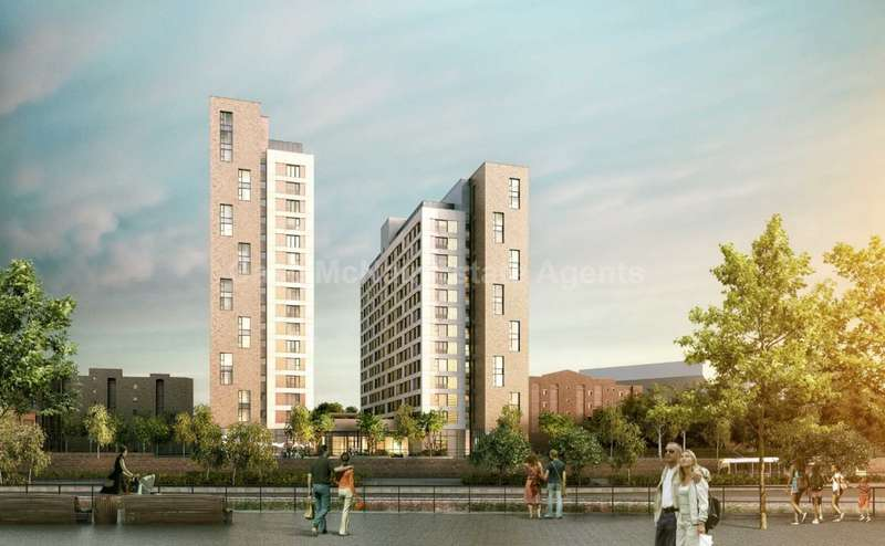 1 Bedroom Apartment Flat for sale in No.1 Trafford Wharf, Manchester