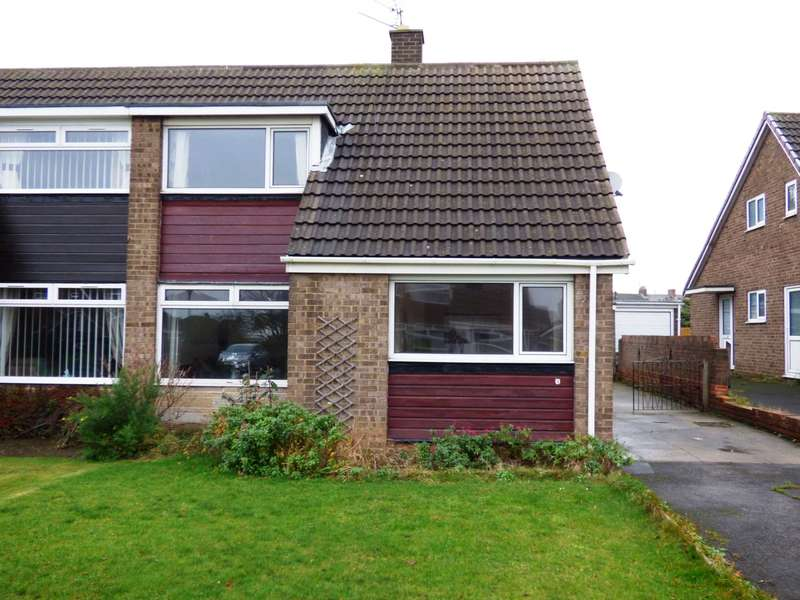 3 Bedrooms Semi Detached House for sale in Chapel Close, Marske By The Sea