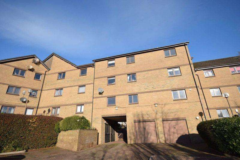 2 Bedrooms Apartment Flat for sale in 5 East Woodstock Court, Kilmarnock, KA1 2AS