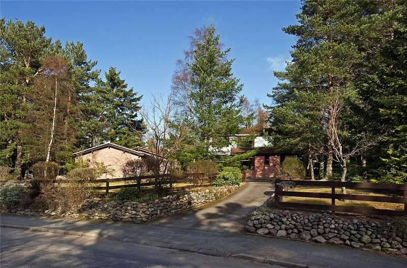 6 Bedrooms Detached House for sale in Fern Lodge, 51 Barclay Park, Aboyne, Aberdeenshire