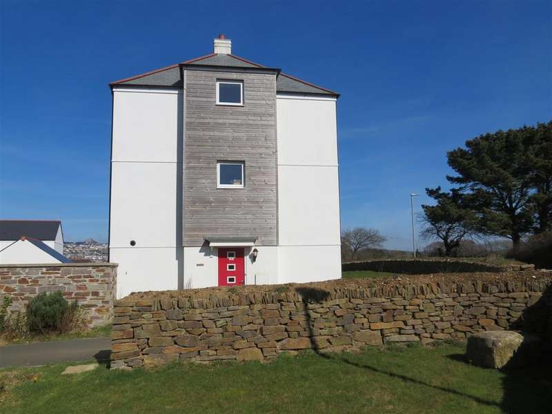 4 Bedrooms Semi Detached House for sale in Porthpean Road, St. Austell