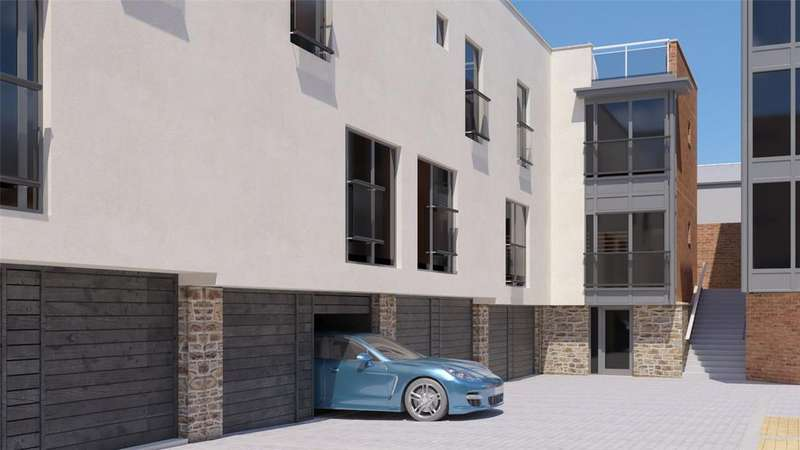 1 Bedroom Flat for sale in Bankside, Coronation Road, Southville, BS3