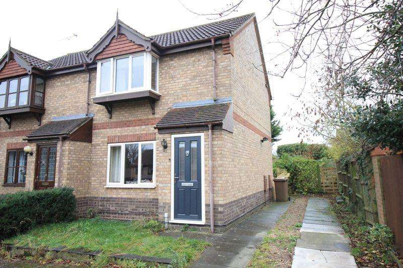 2 Bedrooms Semi Detached House for sale in Lodge Drive, Branston