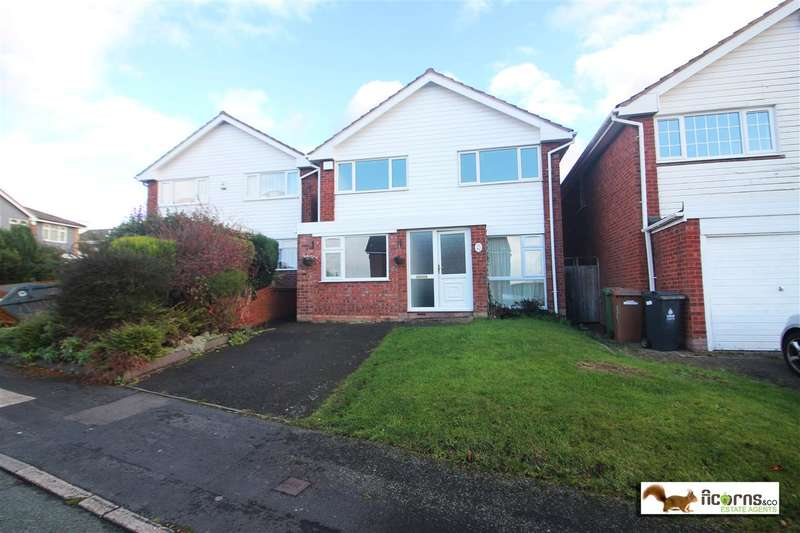 5 Bedrooms Detached House for sale in Bude Road, Walsall