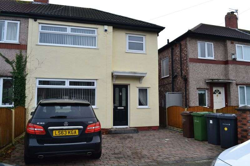Property for sale in Elton Avenue, Bootle, L30 3SG