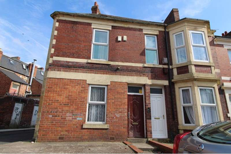 4 Bedrooms Property for sale in Ethel Street, Benwell, Newcastle upon Tyne, Tyne and Wear, NE4 8QA