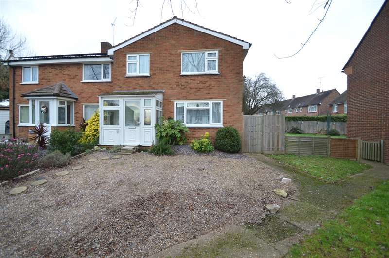 3 Bedrooms Semi Detached House for sale in The Shaw, Cookham, Maidenhead, Berkshire, SL6