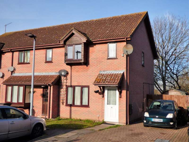 3 Bedrooms End Of Terrace House for sale in Whitley Road, Shortstown, MK42 0XA