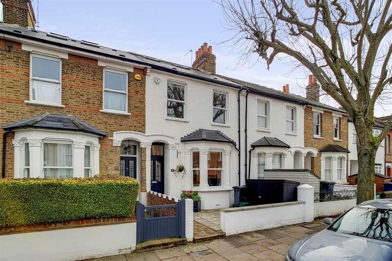4 Bedrooms Terraced House for sale in Darwin Road, Ealing, London, W5 4BD