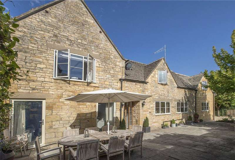 4 Bedrooms Detached House for sale in High Street, Chipping Campden, Gloucestershire, GL55